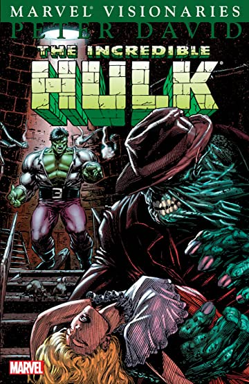 Hulk: Visionaries - Peter David Vol. 7