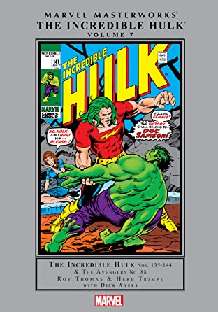 Incredible Hulk Masterworks Tome 7