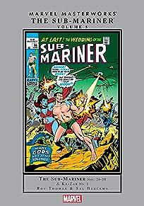 Sub-Mariner Masterworks Vol. 5