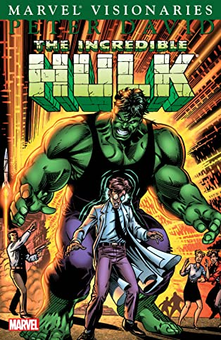 Hulk: Visionaries - Peter David Vol. 8