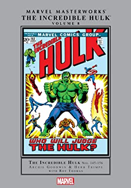 Incredible Hulk Masterworks Vol. 8