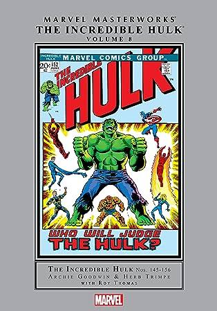 Incredible Hulk Masterworks Vol. 8