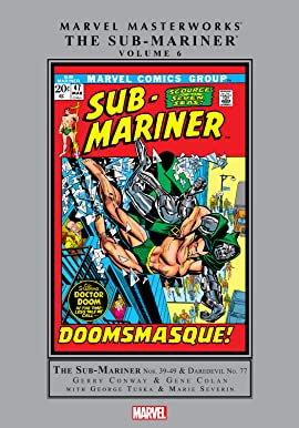 Sub-Mariner Masterworks Vol. 6