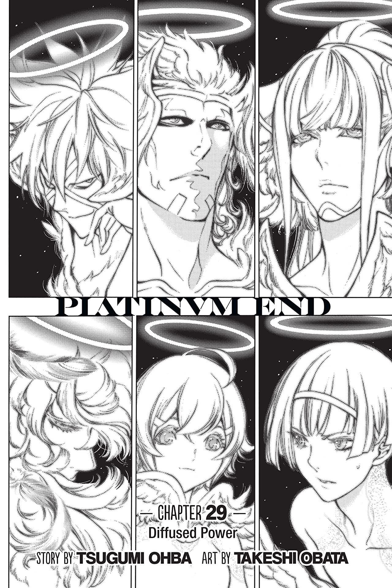 Platinum End: Chapter 29