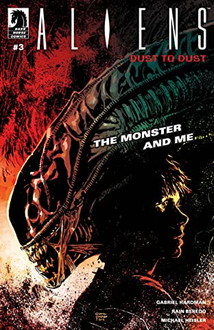 Aliens: Dust to Dust No.3