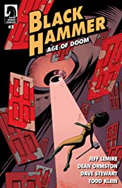 Black Hammer: Age of Doom No.3