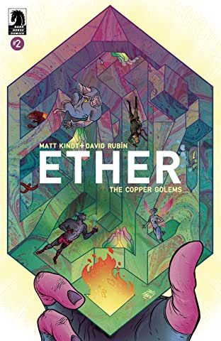Ether: Copper Golems #2