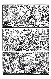 Usagi Yojimbo: The Hidden #4