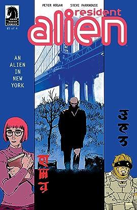 Resident Alien: An Alien in New York #3