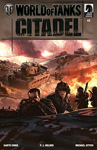 World of Tanks: Citadel No.2