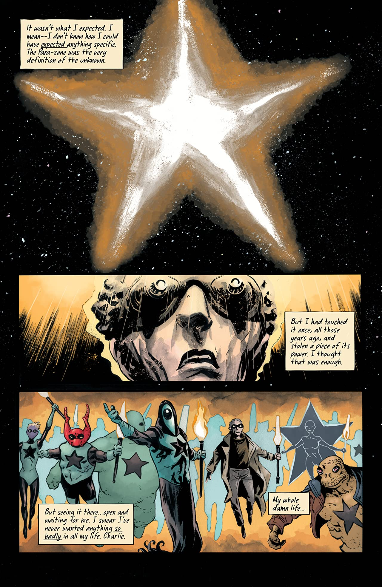 Doctor Star and the Kingdom of Lost Tomorrows: From the World of Black Hammer #4