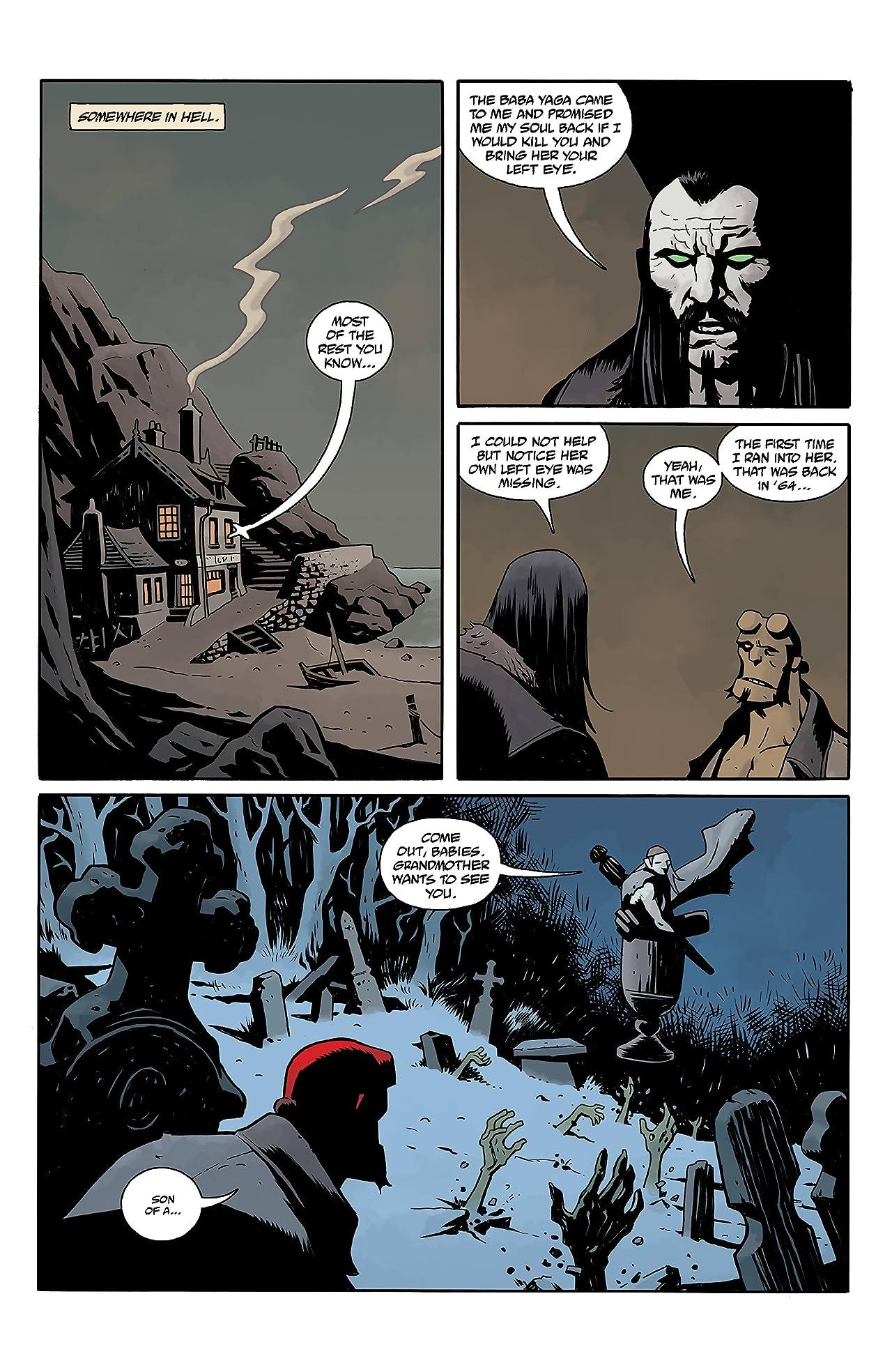 Koshchei the Deathless #6