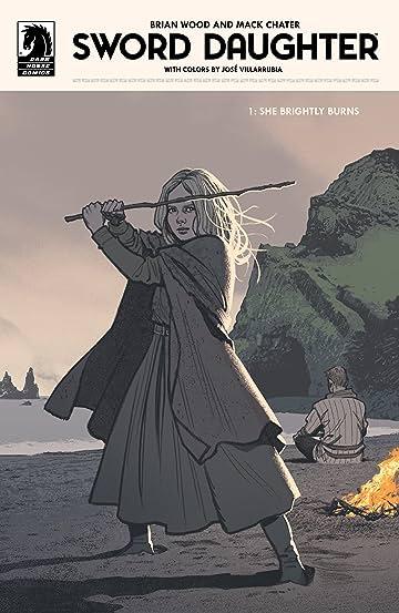 Sword Daughter No.1