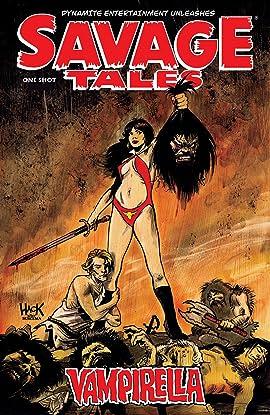 Savage Tales: Vampirella