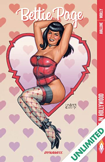 Bettie Page (2017) Vol. 1: Bettie In Hollywood