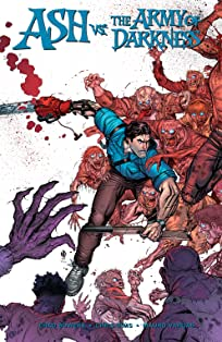 Ash Vs. The Army Of Darkness