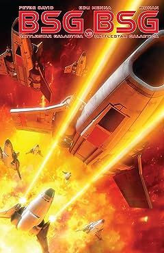 Battlestar Galactica Vs. Battlestar Galactica #5