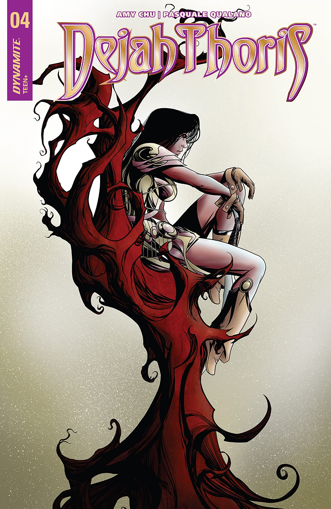 Dejah Thoris Vol. 4 #4
