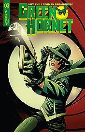 Green Hornet #3