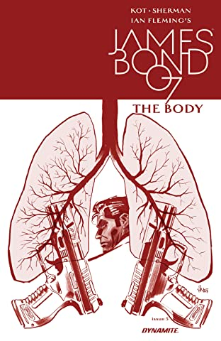 James Bond (2018-): The Body #5 (of 6)