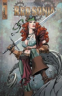 Legenderry: Red Sonja #4