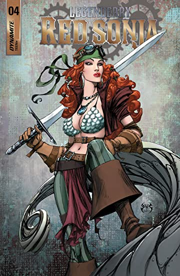 Legenderry: Red Sonja #4