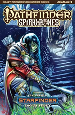 Pathfinder: Spiral Of Bones #3