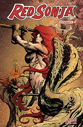 Red Sonja Vol. 4 #17