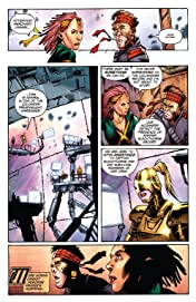 Swashbucklers: The Saga Continues #2