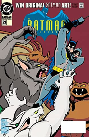 The Batman Adventures (1992-1995) #21