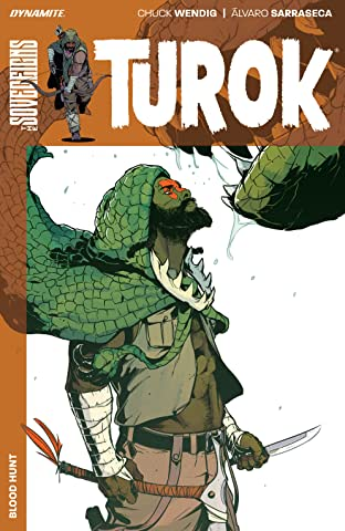 Turok (2017) Tome 1: Blood Hunt