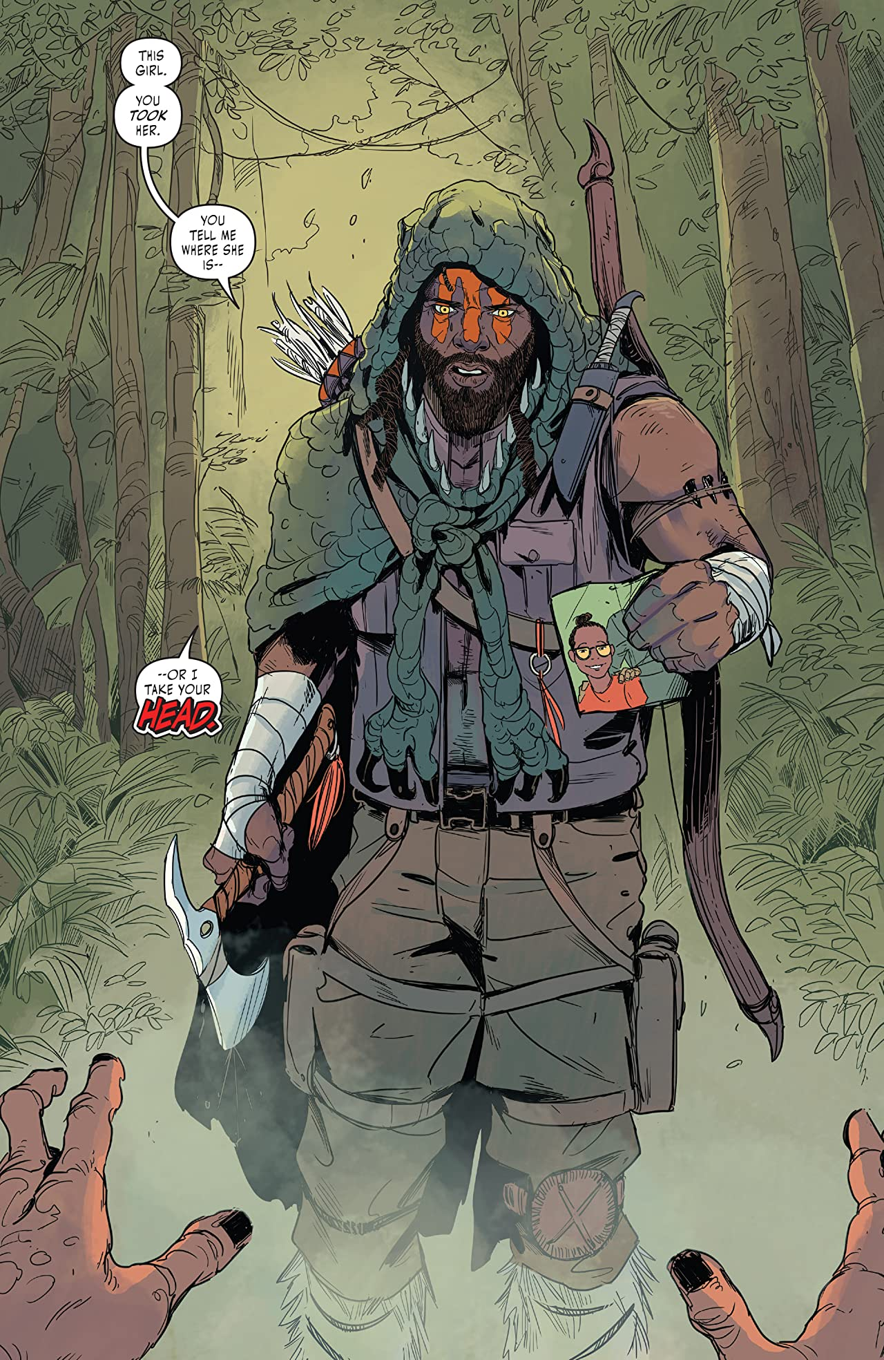 Turok (2017) Vol. 1: Blood Hunt