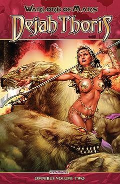 Warlord Of Mars: Dejah Thoris Omnibus Vol. 2
