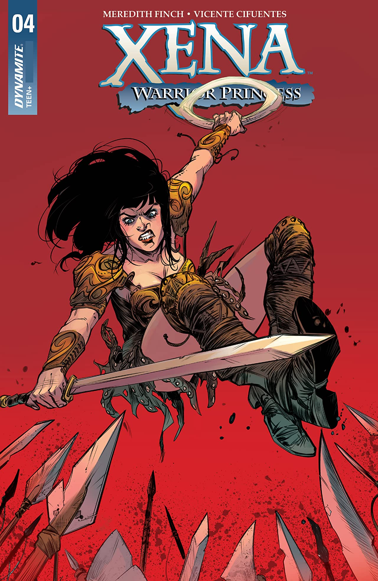 Xena: Warrior Princess Vol. 4 #4