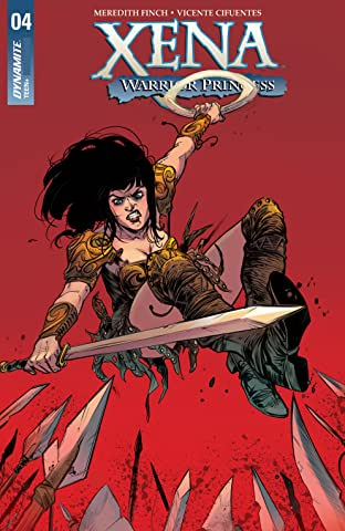 Xena: Warrior Princess Vol. 4 No.4