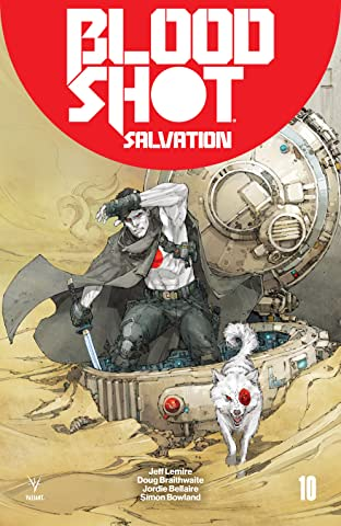 Bloodshot Salvation No.10