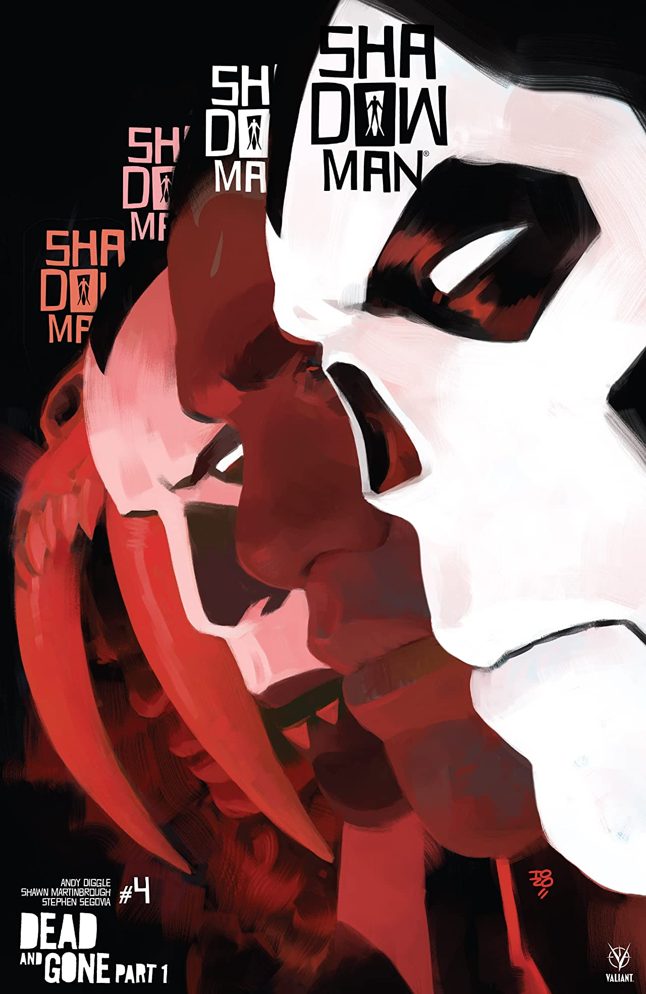 Shadowman (2018) No.4