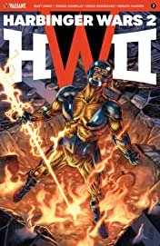Harbinger Wars 2 #2