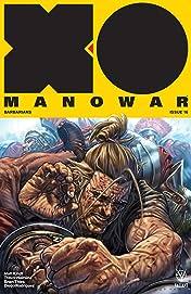X-O Manowar (2017) #16