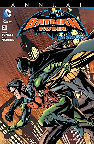 Batman and Robin (2011-2015) #2: Annual
