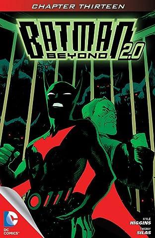 Batman Beyond 2.0 (2013-2014) #13