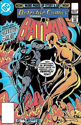 Detective Comics (1937-2011) #507