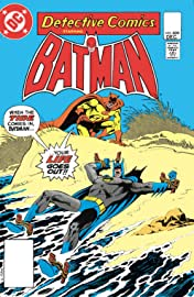 Detective Comics (1937-2011) #509