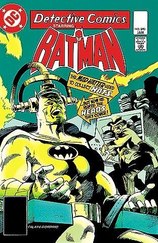 Detective Comics (1937-2011) #510