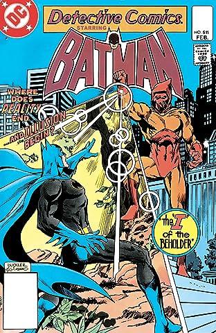 Detective Comics (1937-2011) #511