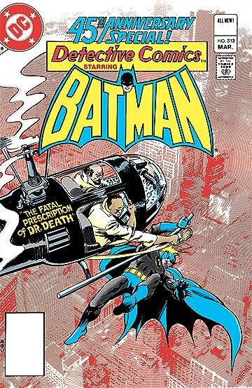 Detective Comics (1937-2011) #512