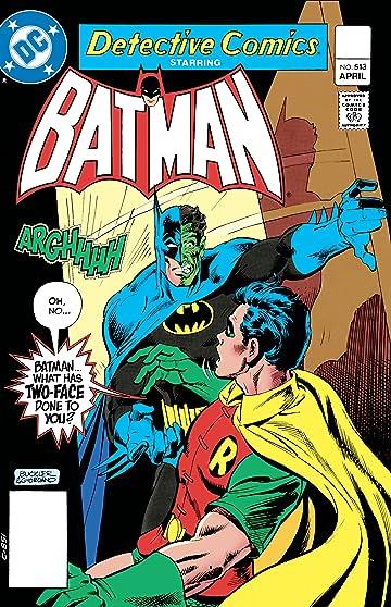 Detective Comics (1937-2011) #513