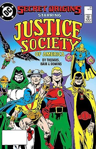 Secret Origins (1986-1990) #31