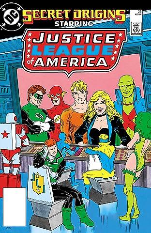 Secret Origins (1986-1990) #32