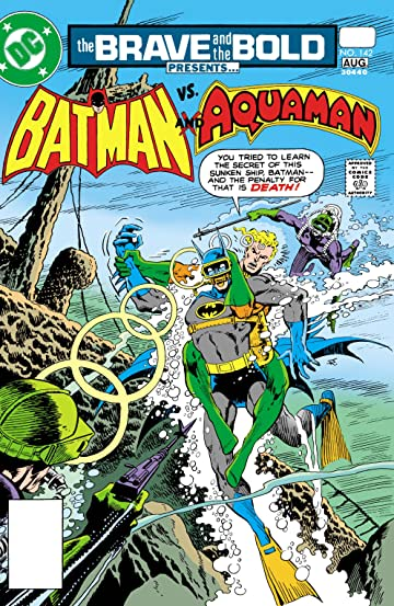 The Brave and the Bold (1955-1983) #142